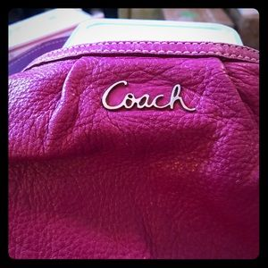 Coach purse. EUC